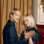 Plushenko and Rudkovskaya