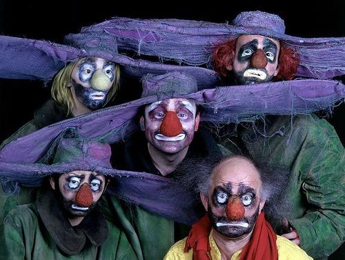 Polunin Slava clown