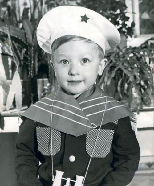 plushchenko childhood