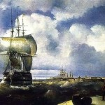 Ivan Aivazovsky marine
