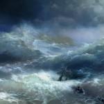 Ivan Aivazovsky seascape