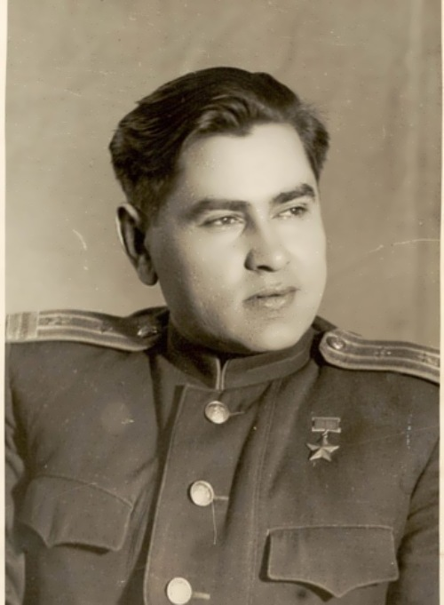 Aleksei Maresyev