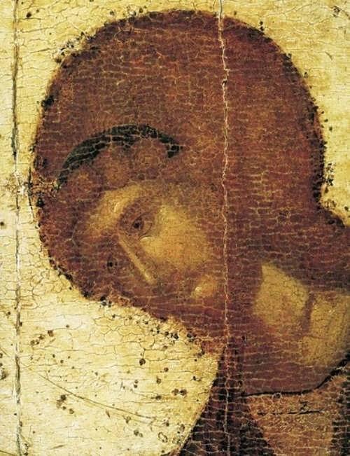 Archangel Gabriel. 1405