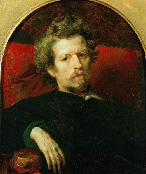 Karl Bryullov, Russian painter