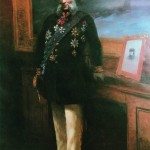 Aivazovsky Self-portrait. 1892