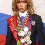 Sergey Zverev famous hairdresser