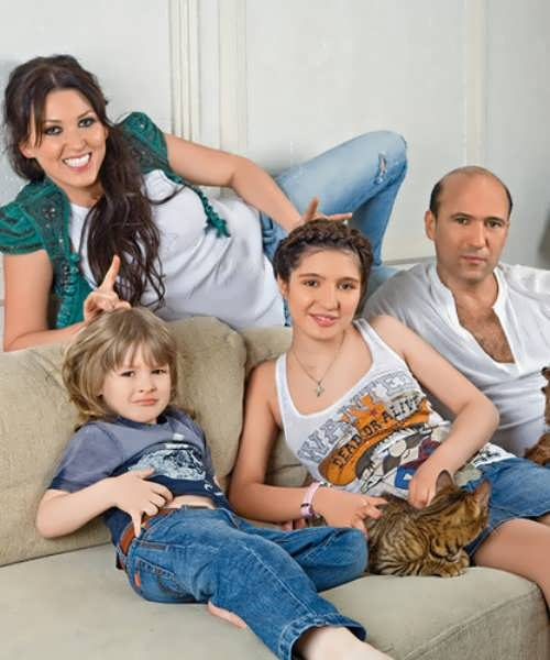 dubtsova family