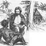 Papuan Tui and his friend Mikluho - Maclay