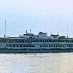 Ship Mikluho - Maclay. Photo 1982