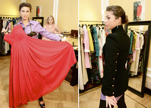 Victoria Shamis beautiful businesswoman