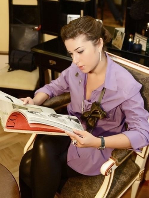 Victoria Shamis beautiful girl