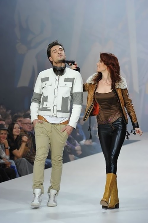 Bilan and Anna Chapman