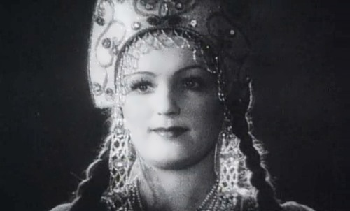 G. Grigorieva, beautiful Soviet film actress