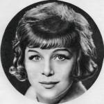 N. Myshkova beautiful Soviet actress