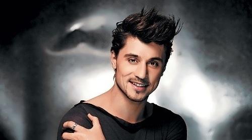 Dima Bilan Russian singer