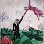 chagall Promenade La promenade