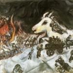 Chagall. War