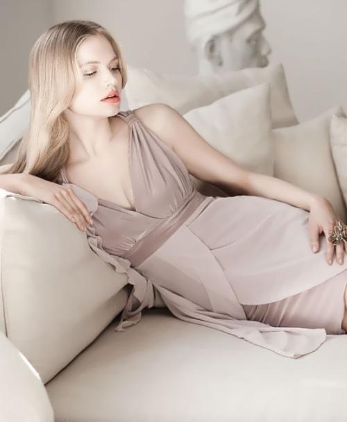 Ekaterina Elizarova Russian model