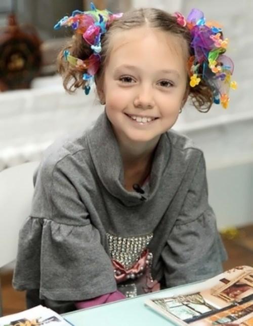 Ekaterina Starshova - young Russian actress