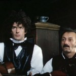Farada and Alexander Abdulov