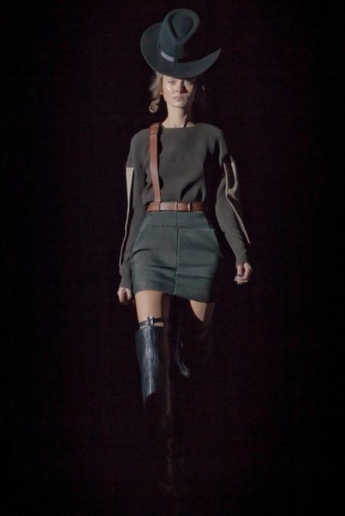 Ksenia Stom Russian model