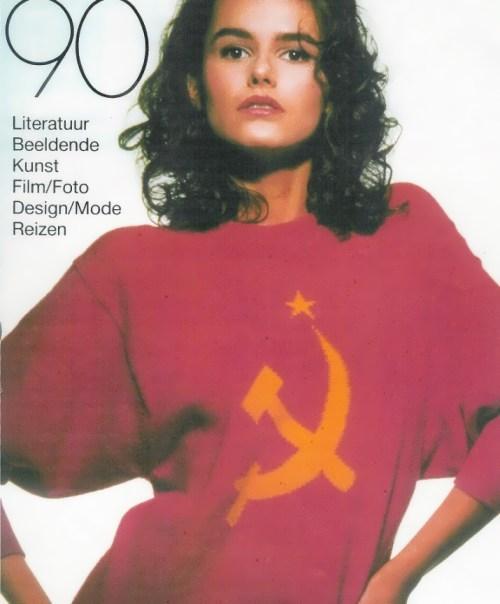 Maria Kalinina beauty from the USSR