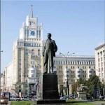 Mayakovsky monument