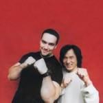 Nevsky and Jackie Chan