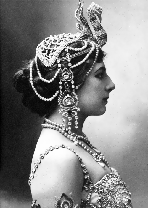 Well-known Mata Hari
