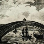 bridge over the Neva