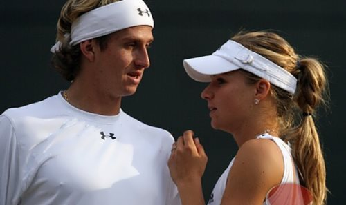 Andreev and Maria Kirilenko