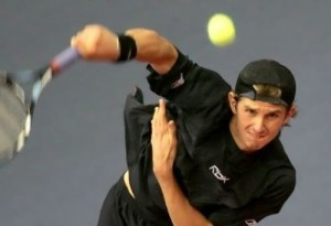 I. Andreev – Russian tennis player