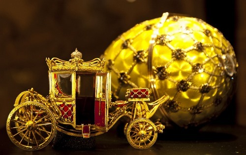Imperial Coronation Egg