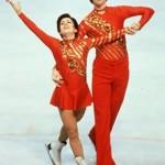 I. Rodnina - legend of figure skating