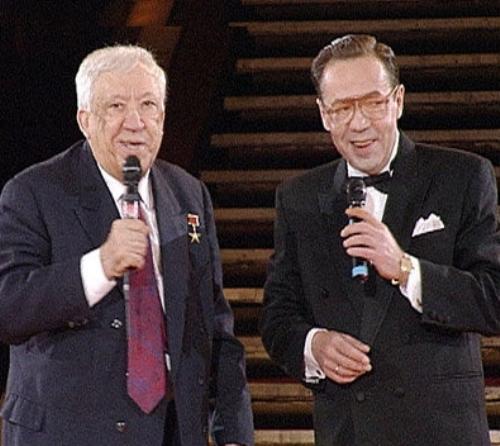 Kio and Yuri Nikulin