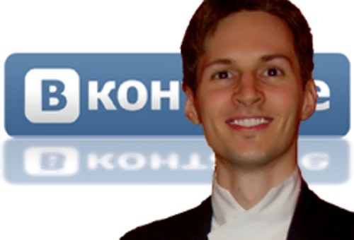P. Durov, Vkontakte founder