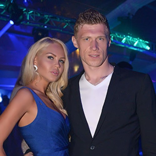 Pogrebnyak and Maria