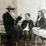 Tolstoy grandchildren