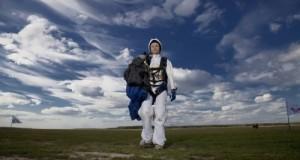 I. Sinitsyna – skydiving champion