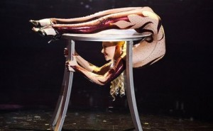 Russian most flexible woman zlata