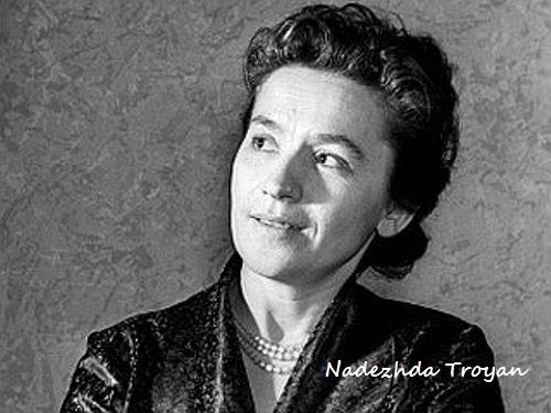 Nadezhda Troyan