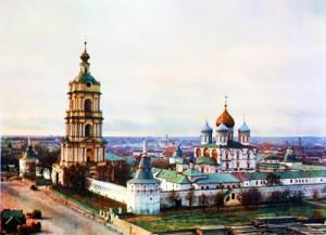 Novospassky Monastery Prokudin-Gorsky