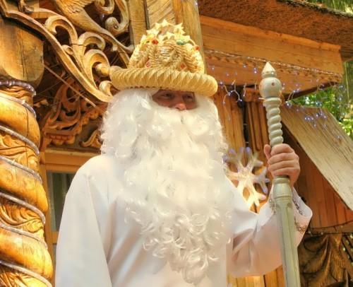 belarussian santa