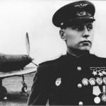 Memorable Aleksandr Pokryshkin