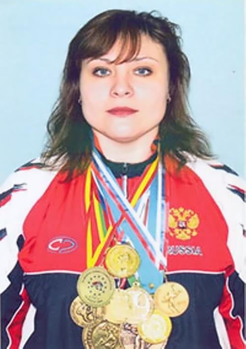 Irina Rodina