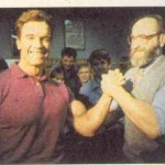 Amazing Vlasov and Arnold Schwarzenegger