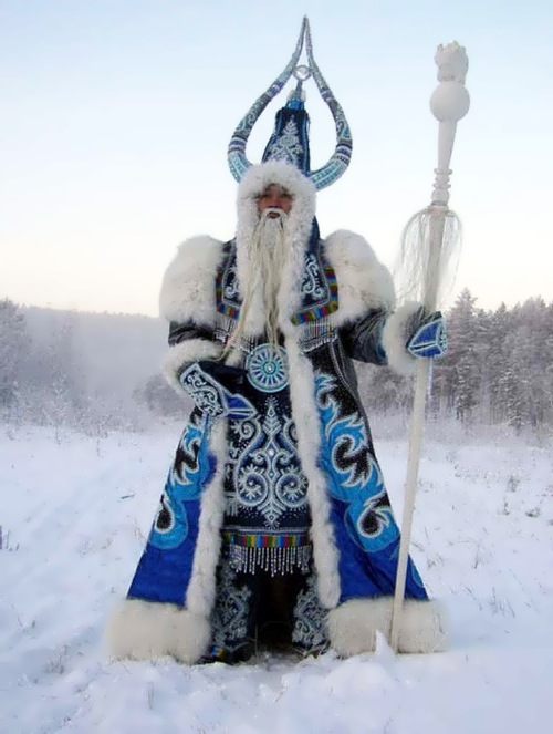 yakut santa