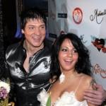 Ivan Belkov and Elena Berkova
