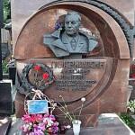 Grave of Alexander Pokryshkin