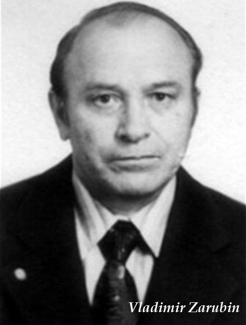 Vladimir Zarubin